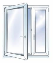 Продажа окон и дверей из ПВХ.Алюминиевые балконные рамы.