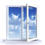 Рамы балконные из ПВХ и алюминия. Окна ПВХ. Недорого