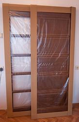 Новые межкомнатные двери (7шт.) из массива