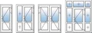 Двери и окна ПВХ любой конструкции и размеров
