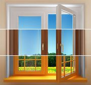 Окна Пвх Распродажа Bruegmann 1AD 10199