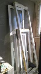 Окна новые,  из новостройки,  в заводской пленке
